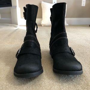 Naughty Monkey Moto boots